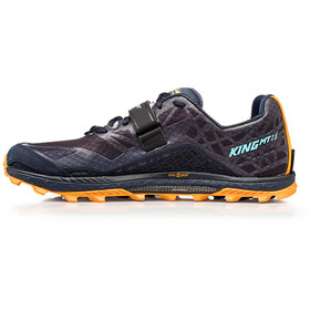 Altra King MT 1.5 Trail Running Shoes Herr black/orange